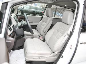 2017款2.4L CVT豪华版 前排座椅