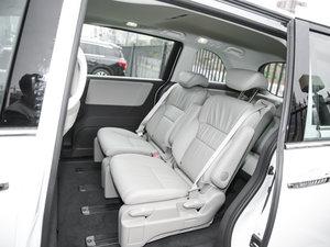 2017款2.4L CVT豪华版 后排座椅