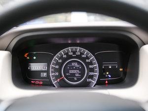 2017款2.4L CVT豪华版 仪表
