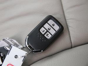 2017款2.4L CVT豪华版 钥匙
