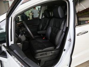 2017款2.4L CVT智享版 前排座椅