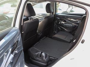 2017款1.8L CVT两驱豪华版 后排座椅放倒