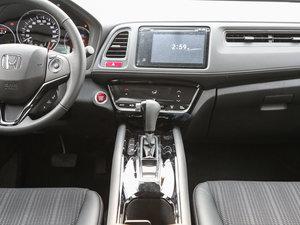 2017款1.8L CVT两驱豪华版 中控台