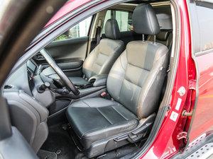 2017款1.8L CVT四驱旗舰型 前排座椅