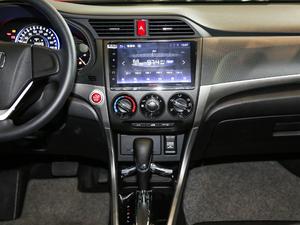 2017款1.8L CVT豪华特装版 中控台