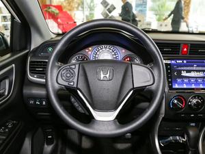 2017款1.8L CVT豪华特装版 方向盘
