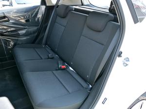 2018款1.5L CVT舒适型 后排座椅