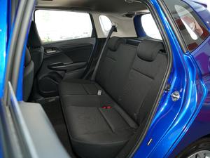 2018款1.5L CVT舒适天窗版 后排座椅