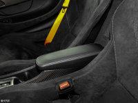 空间座椅迈凯伦570S前排中央扶手