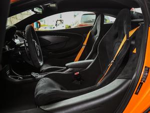 2019款3.8T Coupe 前排座椅