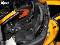 空间座椅迈凯伦600LT前排座椅