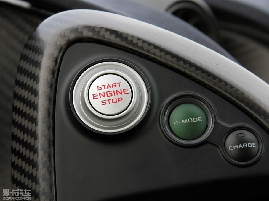 2014款迈凯伦P13.8T 标准型