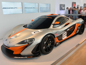 2014款GTR Concept 整体外观