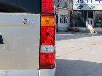 細節外觀東風小康C37尾燈