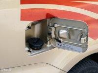 细节外观风光油箱盖打开