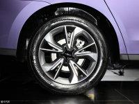 细节外观上汽大通G50轮胎