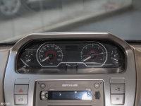 中控区上汽大通V80仪表