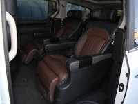 空間座椅上汽MAXUS G10后排座椅