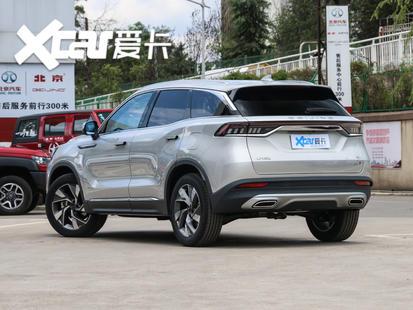 北京汽车2020款BEIJING-X7