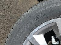 细节外观哈弗H7轮胎品牌
