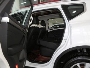 2018款改款 蓝标 2.0T 自动两驱智享型 后排座椅放倒
