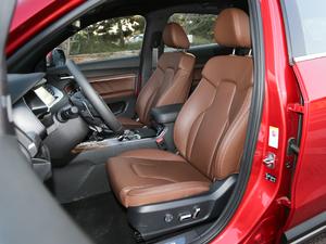 2018款蓝标 运动版1.5T 自动两驱尊贵型 前排座椅