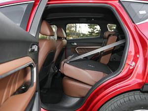 2018款蓝标 运动版1.5T 自动两驱尊贵型 后排座椅放倒