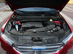 2018款蓝标 运动版1.5T 自动两驱尊贵型 发动机