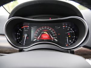 2017款2.0T 自动豪华型 7座 柴油 仪表