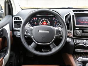 2017款2.0T 自动豪华型 7座 柴油 方向盘