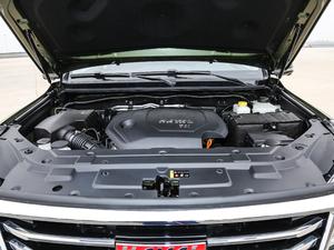 2017款2.0T 自动豪华型 7座 柴油 发动机