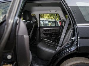 2018款经典版 2.0T 手动两驱精英型 汽油 后排空间