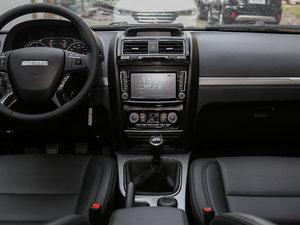 2018款经典版 2.0T 手动两驱精英型 汽油 中控台