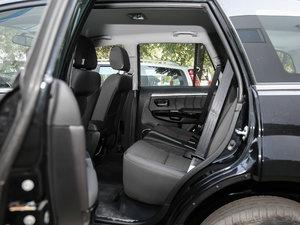 2018款经典版 2.0T 手动四驱进取型 汽油 后排空间