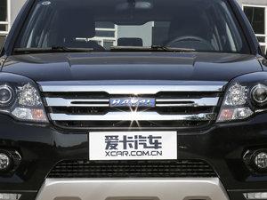 2018款经典版 2.0T 手动四驱进取型 汽油 中网