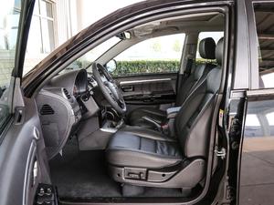 2018款经典版 2.0T 手动四驱尊贵型 汽油 前排空间