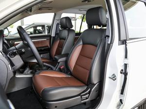 2018款经典版 2.0T 手动四驱精英型 汽油 前排座椅