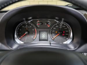 2018款经典版 2.0T 手动四驱精英型 汽油 仪表
