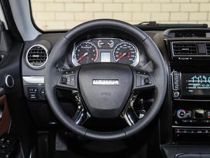 2018款经典版 2.0T 手动四驱精英型 汽油 方向盘
