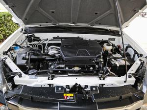 2018款经典版 2.0T 手动四驱精英型 汽油 发动机