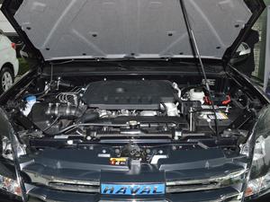 2018款经典版 2.0T 手动四驱尊贵型 柴油 发动机