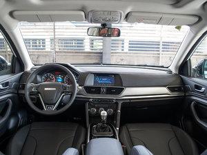 2018款蓝标 运动版1.5T 手动两驱精英型 全景内饰