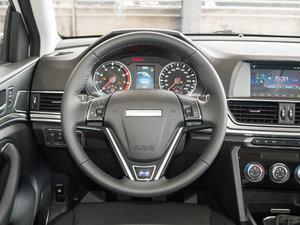 2018款蓝标 运动版1.5T 手动两驱精英型 方向盘