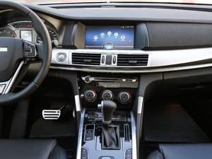 2017款L 红标 2.0T 自动豪华型 中控台