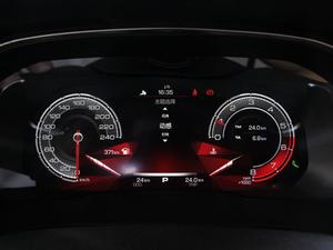 2018款红标 1.5T自动超豪华型 仪表