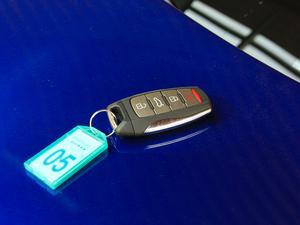 2018款红标 1.5T自动超豪华型 钥匙