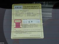 其它哈弗H2工信部油耗标示
