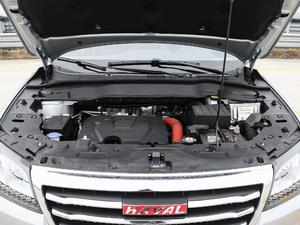 2018款红标 1.5T 手动精英型 发动机