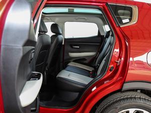 2018款红标 1.5T 自动豪华型 后排空间