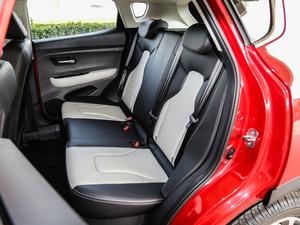 2018款红标 1.5T 自动豪华型 后排座椅